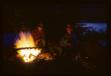 Wahtum Lake Campfire 1977