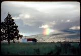 Rainbow on Sheep Mtn