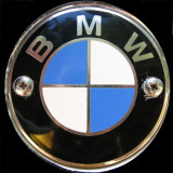 BMW 1971 Motorcycle Emblem