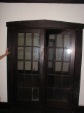 French Doors at Living Room