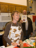 05 22 07 COMA Cooking Presentation with Mushroom Cookbook Author Amy Farges