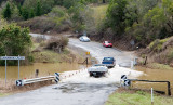 Chinaman Creek Bridge - Flooded