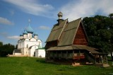 Cathedral and Wooden Church, Suzdal