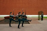 Guards at the Eternal Flame, Moscow