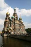 Church of the Resurrection, St Petersburg