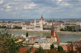 Parliament and Danube River, Budapest