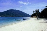 Tropical Paradise at Perhentian Besar