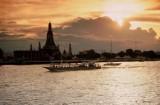 Wat Arun and Mao Nam Cham Phraya, Bangkok