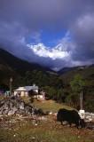 Cloud Window to Everest, Tengboche