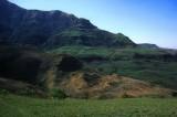 Green Hills amongst the Drakensberg Range