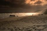 Storm approaching Brenton-on-Sea