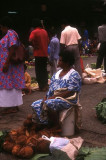 Market trader in Sigatoka