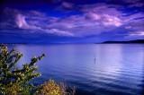 Late Afternoon at Lake Taupo