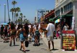 Ocean Front Walk, Venice Beach , LA