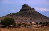 Rock Pinnacle at Isandlhwana