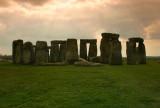 Stonehenge close up