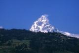 Machapuchare (Fish tail) Mountain
