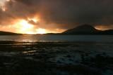 Sundown at Letterfrack