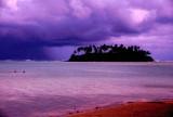 Island of Palm Trees, Muri Beach