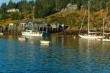 Lunt's Dock - Frenchboro
