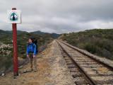 first rail crossing