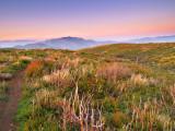 Sunset colors, Anza Borrengo