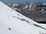Snowfields on North side of Forrester 2