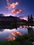 Arrowhead lake reflection