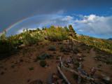 P7304131 Rainbow Across the Divide (North Sierra Range), CA
