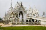 Wat Roung Kun, Chang Rai