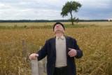 Grauwe kieken in Polen