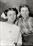 Dora Coon Laws and Julia Coon