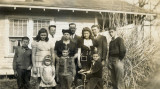 Roscoe and Dora Laws Family