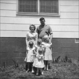 Billy and Lois Laws Family