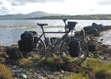 126  Graham - Touring Ireland - Dawes Super Galaxy touring bike