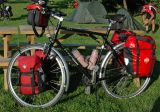 128  Eric - Touring Holland - ReCycle Avaghon Series 28.0 touring bike