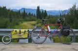 138  Michael - Touring Montana - Schwinn Cimarron touring bike