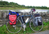 142  Laura - Touring Ireland - Gardin Touring touring bike