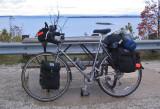 147  Reinhart - Touring Ontario - Miyata 1000LT touring bike