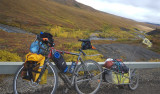178  Pat - Touring through the Northwest Territories - Flyte XLS3 touring bike