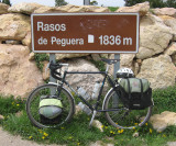 182  Steve - Touring Spain - George Longstaff Touring touring bike