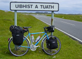 192  William - Touring Scotland - Hewitt Cheviot 26 touring bike