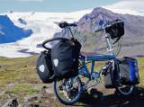 197  John - Touring Iceland - Birdy Rohloff touring bike