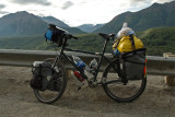 208  Derek - Touring Alaska - Thorn Nomad touring bike
