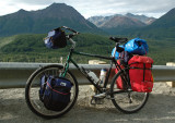 209  Matt - Touring Alaska - Trek 930 touring bike