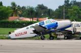 Cessna 411 ( N258JM )