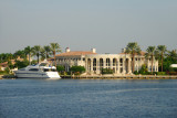 Waterfront mansion in Ft Lauderdale, FLorida