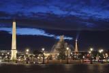Place de la Concorde at Paris