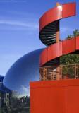 City of Sciences garden