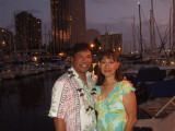 Mahalo & Congratulations....Aloha, Billy & Shirley